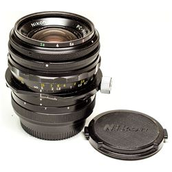 Nikkor 35mm Perspective Control f 2.8 Manual