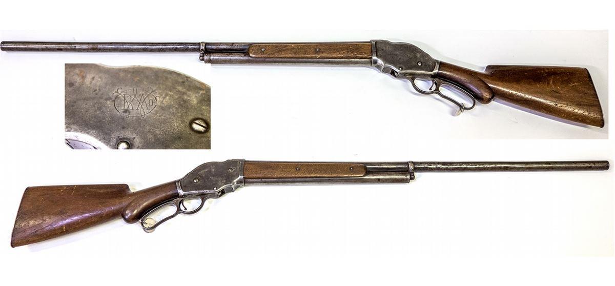 Winchester Model 1887 Lever-Action Shotgun