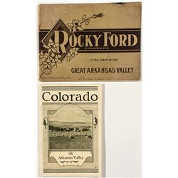 Arkansas Valley Promotional Booklets (2)