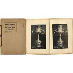 """Presentation of Lobing Cup to David H. Moffat"" (Booklet)"