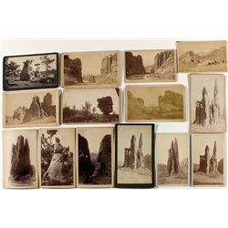 Garden of the Gods Cabinet Card Collection