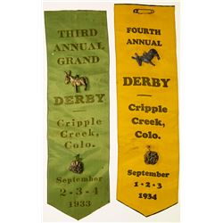 Annual Derby Ribbons