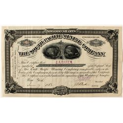 South Pacific Mining Company Stock Certificate