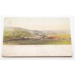 1910 Caliente, Nevada post card