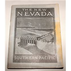 The New Nevada, Southern Pacific Booklet