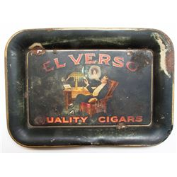El Verso Quality Cigar Tray
