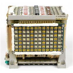 Saturn V LVDC Memory Module