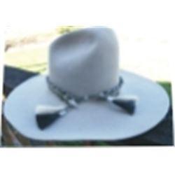 wide brim Resistol Hat