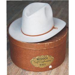 Stetson hat, size 7