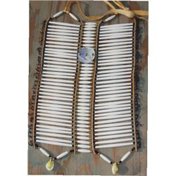 Warm Springs Indian made breast plate