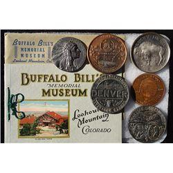 Buffalo Bill museum collectibles