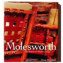 Fabulous illustraded Molesworth Collector hard back book.  Autographed by author Terry Winchell