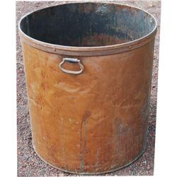 Neat large copper pot