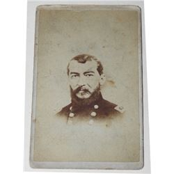 Rare 1800's carte de visit of Gen Sheridan