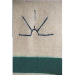 5 point wool trade blanket