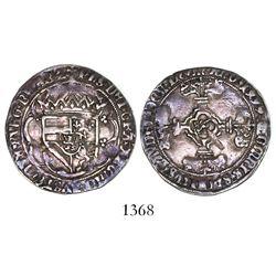 Brabant, Habsburg Netherlands (Antwerp mint), double briquet, Philip the Fair, 1499.