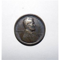 Very High Grade 1909-S Lincoln Cent