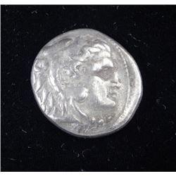 Macedonia Alessandro II 336-323 Tetradracma Coin Orig