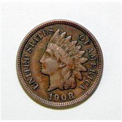1908 High Grade Indian Cent