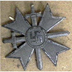 NAZI WAR MERIT CROSS WITH SWORDS-ORIGINAL