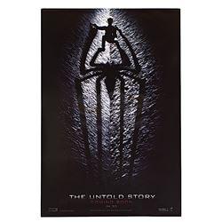 Amazing Spider-Man, The - Original Danish Theatrical Teaser Poster