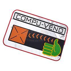 "Back To The Future 2 - ""Compu-Vend"" Label"