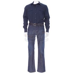 Banshee (TV) - Lucas Hood's Main Outfit (Antony Starr)