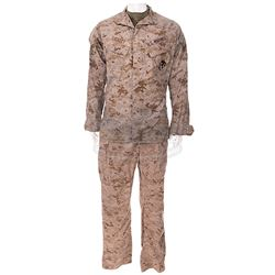 Battle: Los Angeles - Cpl. Jason Lockett's Uniform (Cory Hardrict)
