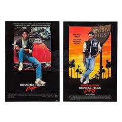 Beverly Hills Cop - Original Part I & Part II One-Sheet Posters