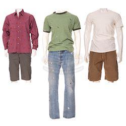 American Pie 2 - Jim, Oz & Finch's Outfits (Jason Biggs, Chris Klein & Eddie Kaye Thomas)