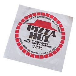 Back To The Future 2 - Pizza Hut Bag