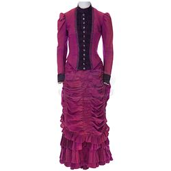 Back To The Future 3 - Clara Clayton's Dress (Mary Steenburgen)