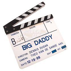Big Daddy - Production Clapper Board