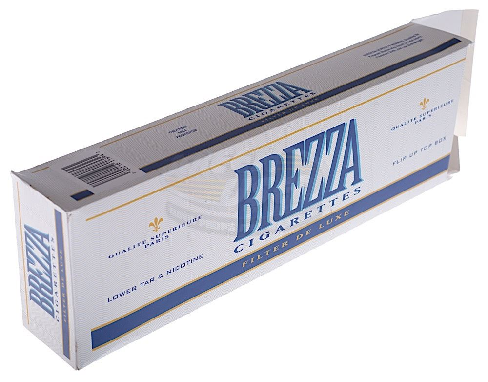 Various Productions - Brezza Cigarette Carton