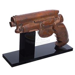 Blade Runner - Deckard's Solid Brass Blaster
