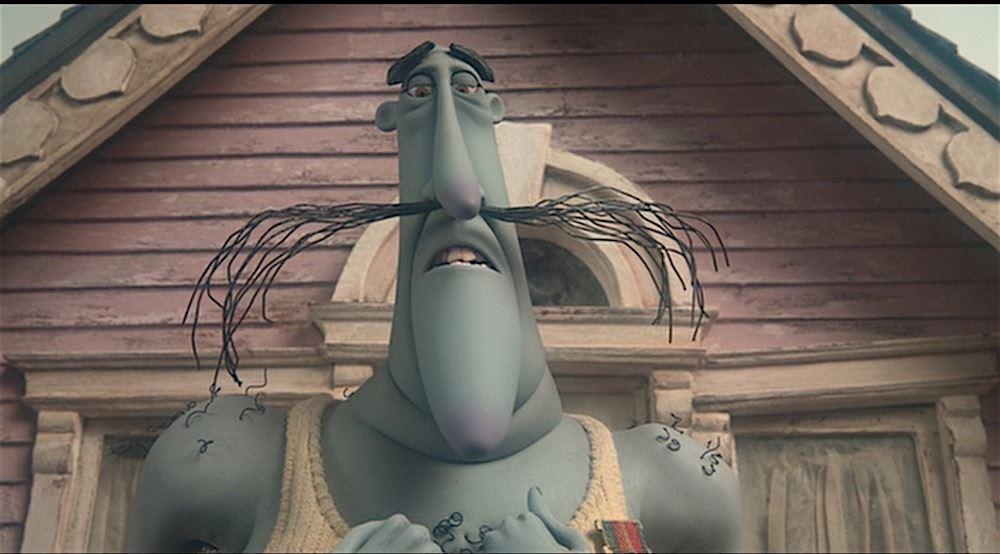 Coraline Mr Bobinsky S Puppet Head