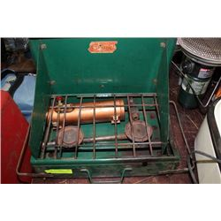 COLEMAN GAS CAMPSTOVE
