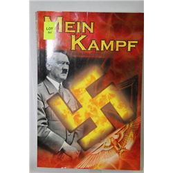 ENGLISH COPY OF MEIN KAMPF