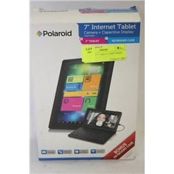 "POLAROID 7"" INTERNET TABLET AS THEY COME"