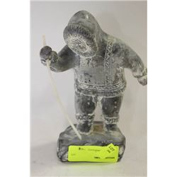 ABBOTT INUIT CARVING MADE IN CANADA