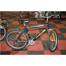NORCO 21 SPEED FRONT SUSPENSION MOUNTAIN BIKE