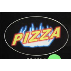NEW PIZZA  LED SIGN