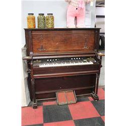 KARN FOOT PUMP PIANO