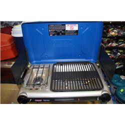 COLEMAN INSTA START GRILL STOVE