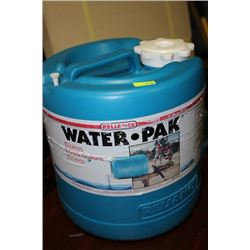 10 LITRE WATER PACK