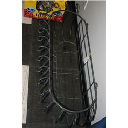 LARGE METAL PLANT HANGER