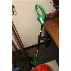 "WEEDEATER 11"" ELECTRIC GRASS TRIMMER"