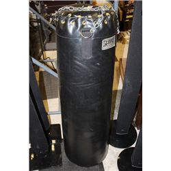 IMPACT FITNESS PUNCHING BAG 65 TO 70 LBS.