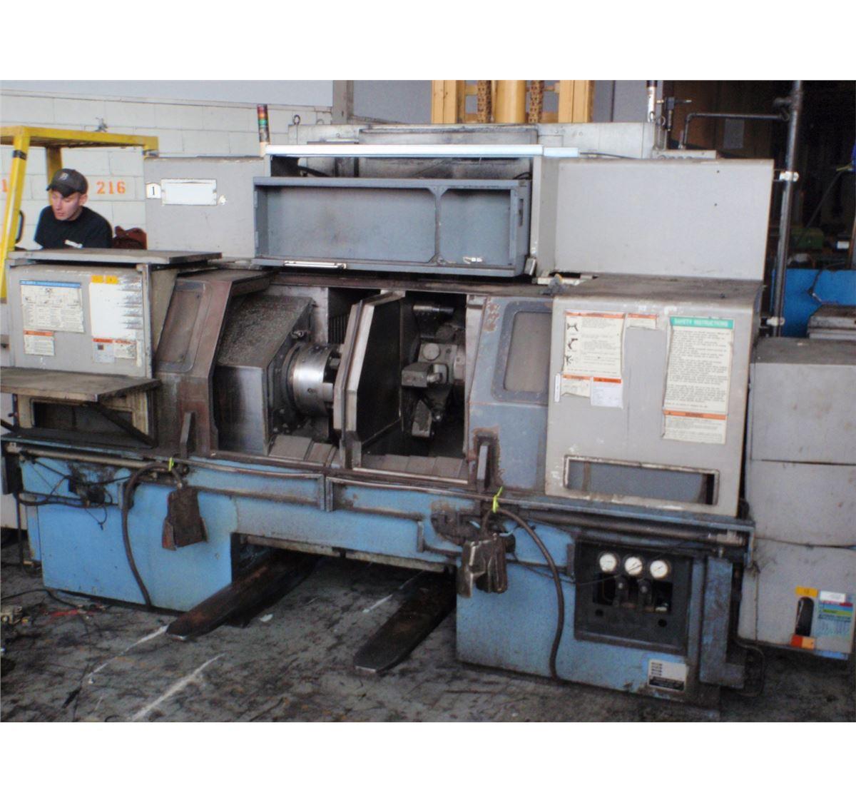 Mazak Multiplex 4200 CNC (Parts)