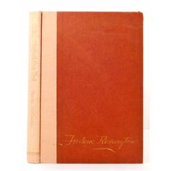"""1960 """"FREDERIC REMINGTON'S OWN WEST"""" HARDCOVER BOOK"""